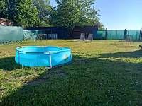 Bazének pro děti - Byňov u Nových Hradů
