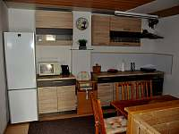 Kuchyně - Byňov u Nových Hradů