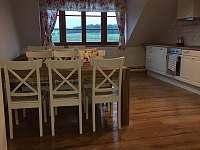 Babiččina chaloupka v Předmíři - Kuchyně v horním patře -