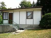 chata - celkový pohled