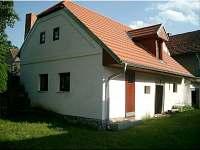 Chalupa k pronájmu - dovolená Jižní Čechy rekreace Svučice