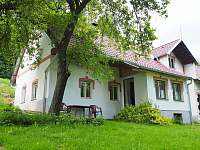 Chalupa k pronájmu - dovolená  Velký Klikovský rybník rekreace Blažejov - Dvoreček