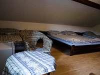Čtyř lůžkový pokoj - Strážný-Hliniště