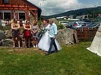 Svatba - Strážný-Hliniště