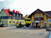 Apartmán na horách - dovolená Jižní Čechy rekreace Frymburk