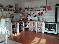 Kuchyň - Kvítkovice