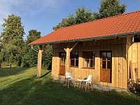 Zahradní domek - chalupa ubytování Kvítkovice
