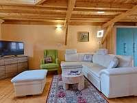 Apartmán Deluxe - obývací pokoj - Jindřichův Hradec
