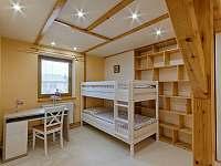 Apartmán Deluxe - spodní ložnice - Jindřichův Hradec