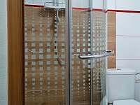 Jednolůžkový pokoj - koupelna - Jindřichův Hradec