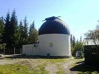 hvězdárna/rozhledna Kleť - Kosov