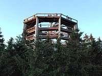 stezka korunami stromů Lipno - pronájem chaty Kosov