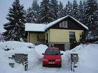 Apartmán na horách - okolí Lipna nad Vltavou