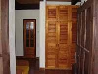 vstupní chodba - apartmán ubytování Přední Výtoň