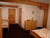 Foto pokoje - ubytování Horní Planá - Hůrka