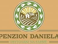 Logo penzionu - Horní Planá - Hůrka