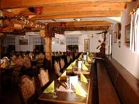 Restaurace penzionu Daniela