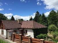 ubytování v Novohradských horách Chalupa k pronájmu - Horní Stropnice