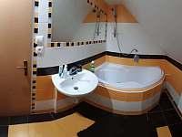 koupelna patro - Křemže