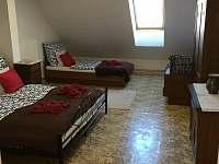 Ložnice 2 podkroví