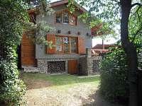 Chata k pronájmu - dovolená Pelhřimovsko rekreace Cetoraz