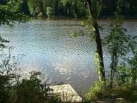 molo k rybaření akoupání, kotviště lodi - Cetoraz