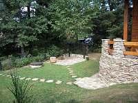 ohniště - pronájem chaty Cetoraz