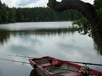 rybaření u mola - chata k pronajmutí Cetoraz