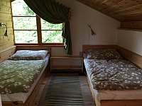 východní ložnice - chata k pronajmutí Cetoraz