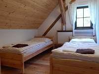 Apartmán č. 3 ložnice se 2 lůžky - Zvůle