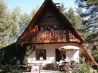 Levné ubytování  Velký Klikovský rybník Chata k pronájmu - Leština