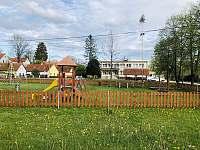 Dětské hřiště - Stříbřec