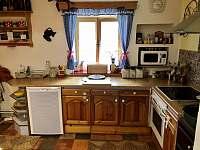 Kuchyň - Stříbřec