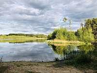 Nový Stříbřecký rybník -