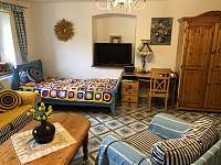 Obývací pokoj - Stříbřec