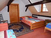 Pokoj 1. - 4 lůžka - Stříbřec