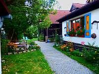 Chalupa k pronájmu - Stříbřec Jižní Čechy