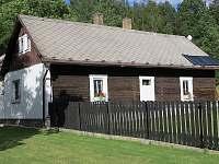 Levné ubytování Koupaliště Černovice- Klínot Chalupa k pronájmu - Planá nad Lužnicí