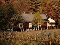 Podzim - chalupa ubytování Planá nad Lužnicí