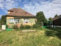 Chalupa k pronájmu - dovolená Koupaliště Černovice- Klínot rekreace Oblajovice