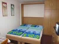 Sklopné postele - dvě lůžka