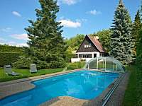 Chata k pronajmutí - dovolená Bazén Tábor rekreace Sezimovo Ústí