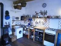 Světnice - kuchyňský kout