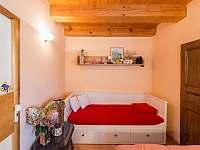 Chata Vlachnovice - obývací prostor - pronájem