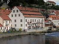 Český Krumlov ubytování 5 lidí  ubytování
