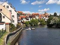 Ubytování v Českém Krumlově - apartmán k pronájmu