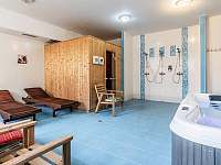 Wellness - pronájem apartmánu Lipno nad Vltavou