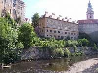 nádherný Český Krumlov