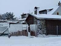 Ubytování u Pavla Černá v Pošumaví -