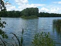 Rybník Naděje - chata k pronajmutí Vlkov